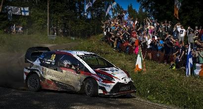 Rally, Lappi vince in Finlandia