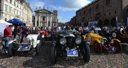 Auto d'epoca, torna il GP Nuvolari