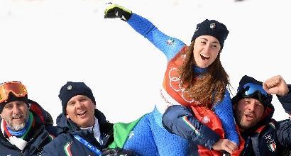 Olimpiadi, che Italia: argento nello Short Track, bronzo nel Biathlon