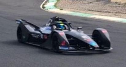 Formula E, Massa già in pista con la Gen2