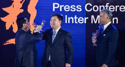 Inter, ricavi in aumento: dalla Cina arrivano quasi 40 milioni