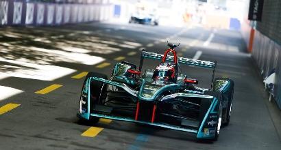 Formula E, Zurigo: Superpole a Mitch Evans, Vergne solo 17esimo