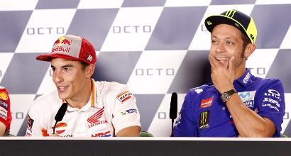 MotoGP: Rossi-Marquez, pro e contro