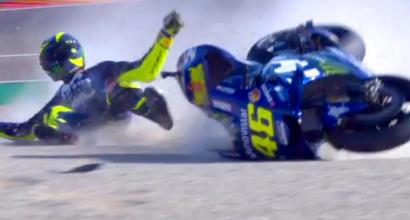 """La Yamaha """"umilia"""" Rossi: quanto serve andare avanti così?"""