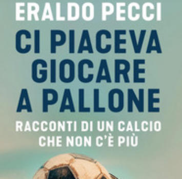 Un libro a settimana: Pecci, Vialli, Zanetti in gol... in libreria