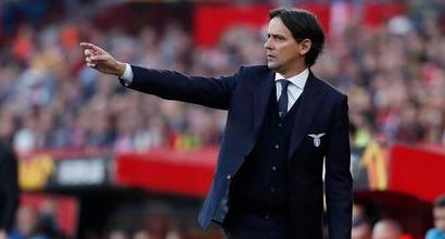 """Lazio, Inzaghi: """"L'arbitro non mi è piaciuto ma giusto uscire se non segni"""""""