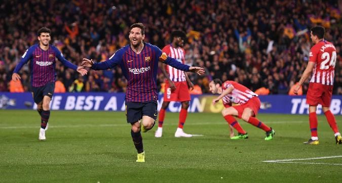 Liga, il Barcellona vola a +11