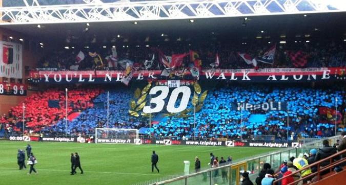Napoli e Genoa, gemellaggio rotto dopo oltre 30 anni