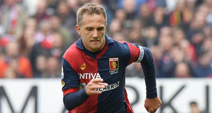 """Criscito attaccato dai tifosi del Genoa: """"Basta polemiche inutuli, avete rotto i cog..."""""""