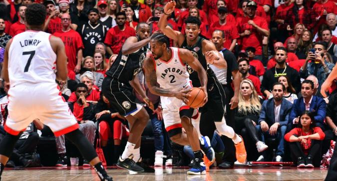 Basket, playoff: Toronto alle prime Finals della storia, Milwaukee ko 100-94