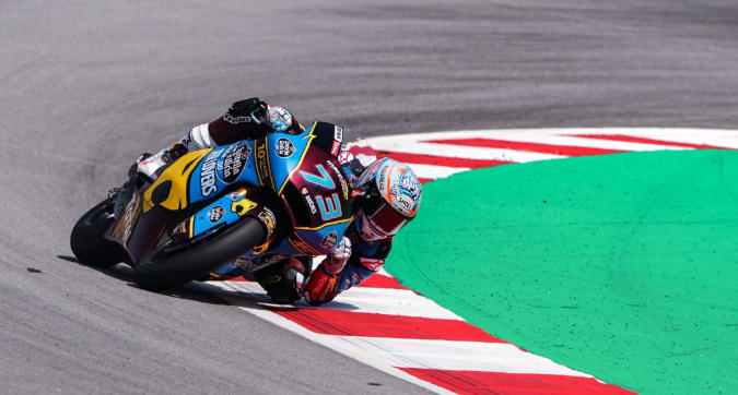 Moto2 Catalogna, Marquez vince e si prende la vetta del Mondiale