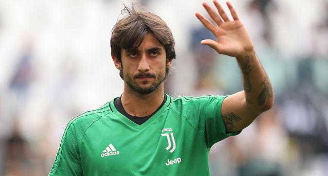 """Perin: """"Ciao Juve, da te ho imparato"""". Va al Benfica per 15 milioni: da nuovo Buffon a quella maledetta bottiglietta d'acqua..."""