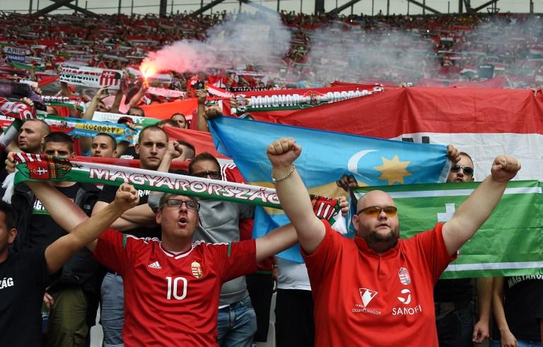 Euro 2016, scontri tifosi ungheresi-steward a Marsiglia