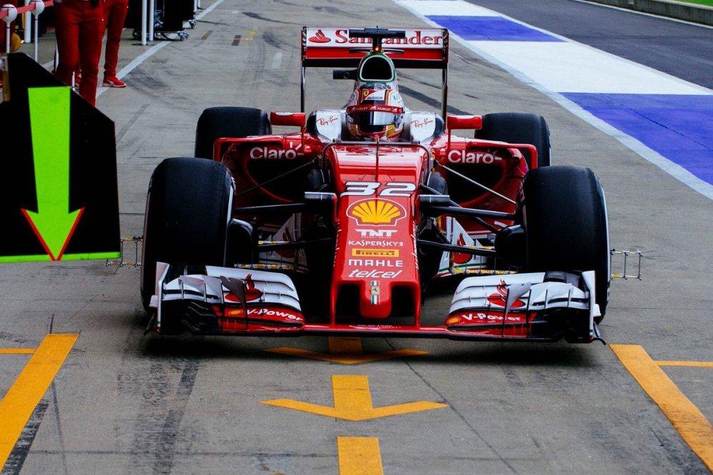 Dopo il GP di domenica, la F1 è rimasta a Silverstone per una due giorni di test importante, l'ultima di questa stagione 2016. I team hanno utilizzato soprattutto i piloti collaudatori, con la Ferrari che ha approfittato dell'occasione per far debuttare il giovane monegasco Charles Leclerc.