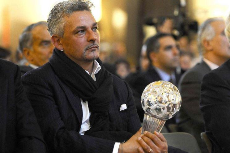 Roberto Baggio - 2011