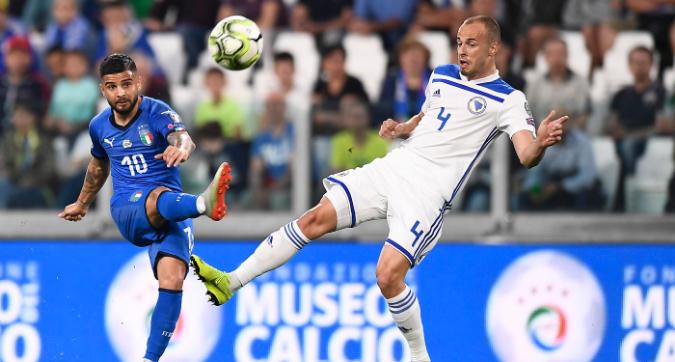 Italia-Bosnia 2-1, le pagelle degli Azzurri