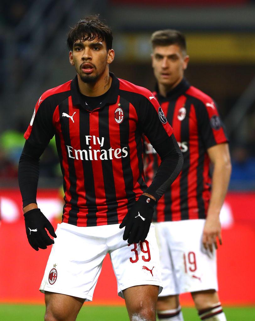28 - Lucas Paquetà al Milan (35 mln)