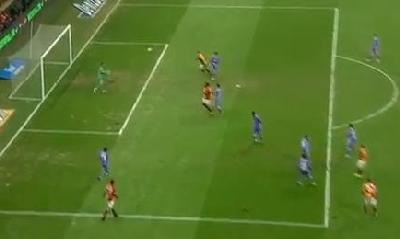 Il gol di Sneijder