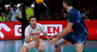 Volley, AFP