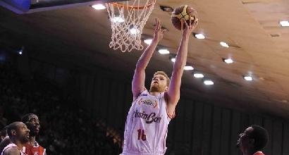Basket, Eurochallenge: Reggio Emilia in finale