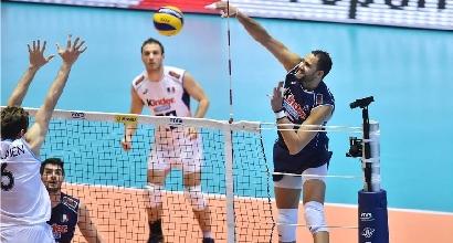 Volley, World Cup 2015: Italia, che fatica con l'Argentina