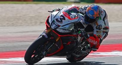 Superbike: Biaggi non corre in Qatar