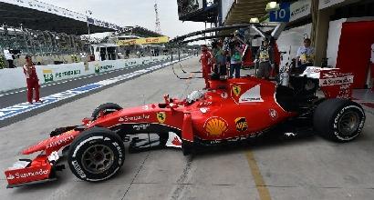 """F1, Vettel: """"Non sono stato abbastanza veloce, possiamo fare meglio"""""""