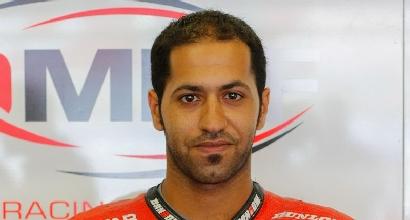 Superbike, un pilota del Qatar per il team Pedercini