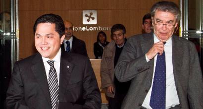 Inter: Moratti, Thohir porta nuovo investitore, oggi Suning a Milano