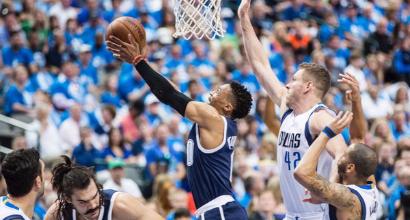 Nba, playoffs: Thunder sul 3-1, i Pacers pareggiano