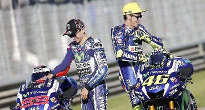 Rossi-Lorenzo, AFP