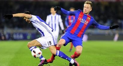 Coppa del Re, Barcellona di misura