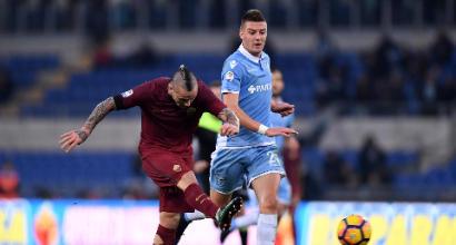 Coppa Italia 2016/2017: Lazio-Roma si gioca di sera