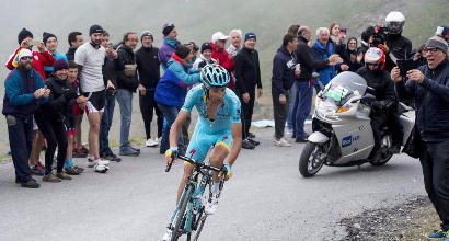 Giro d'Italia: il Mortirolo diventa salita Scarponi