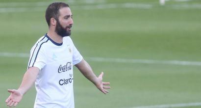Argentina, Higuain non convocato: ci sono Dybala e Icardi