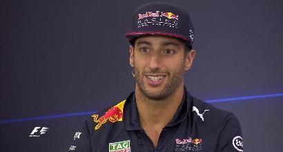 """Ricciardo: """"Il nostro telaio è il migliore della F1"""""""