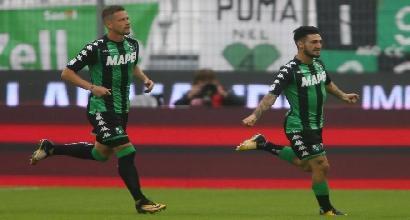 Serie A: basta Politano, il Sassuolo sbanca Ferrara