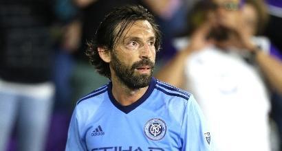 Pirlo dice addio al calcio: