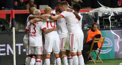 Bundesliga, Bayern riparte e vince