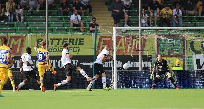 Serie B: doppio Moncini, il Cesena ribalta il Parma