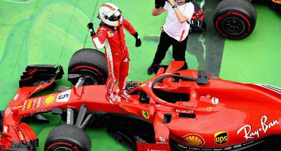 Vettel conquista il Canada e porta la Ferrari in testa al Mondiale