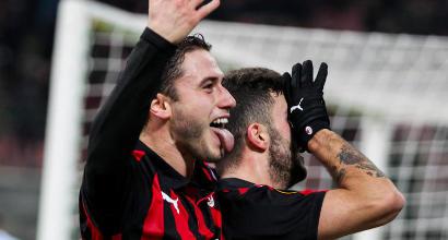 """Milan, la sfida di Calabria: """"L'Inter a -4 sarebbe fondamentale"""""""