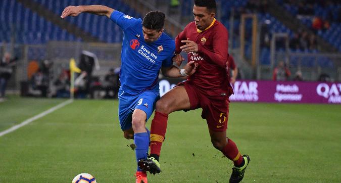Serie A, Roma-Fiorentina 2-2: spettacolo all'Olimpico