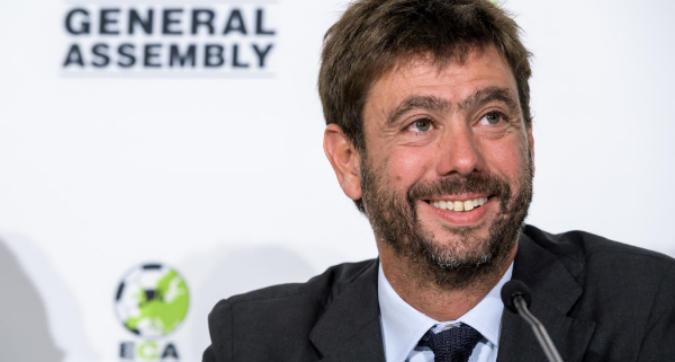"""ECA, Agnelli e la Nuova Champions: """"Spazzate via le perplessità dei club"""""""