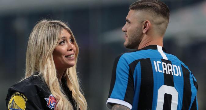 Icardi vola in Oriente con Wanda: niente incontro con l'Inter