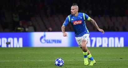 Calciomercato Roma, Hamsik può tornare in A: Pastore al Dalian?