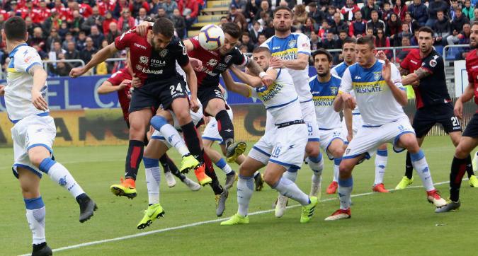 """Operazione Oikos, El Pais: """"Cagliari-Frosinone fu truccata"""""""