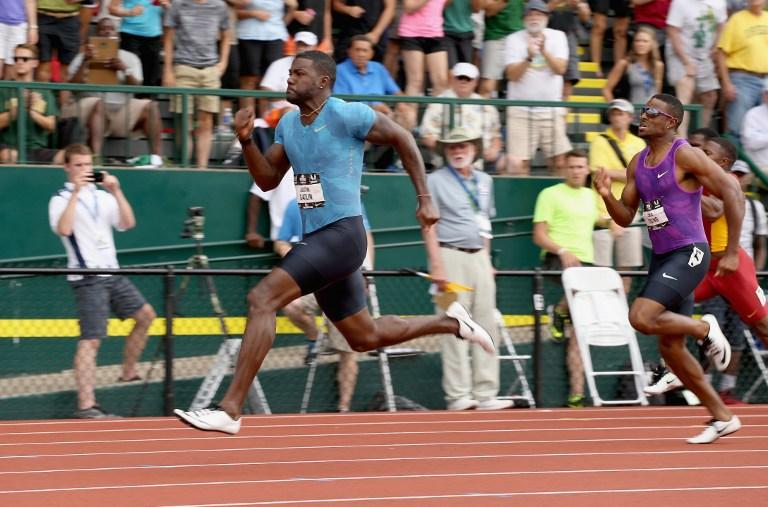 Trials, Gatlin vola nei 200 metri: 19''57
