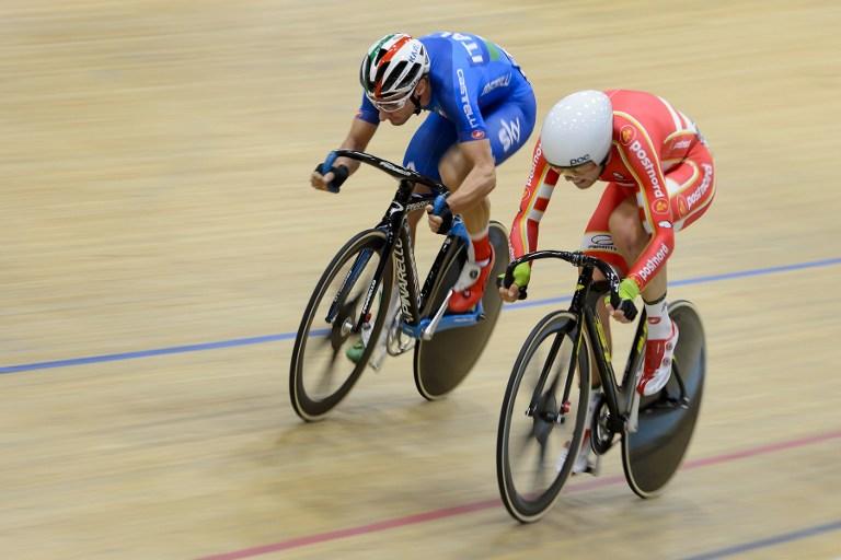 Ciclismo su pista, oro europeo per Viviani