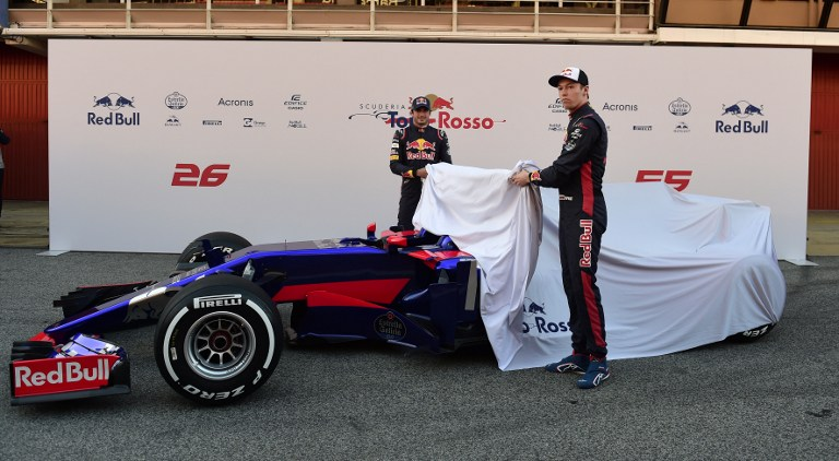 F1, la Toro Rosso chiude la serie delle presentazioni